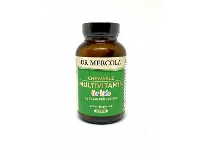 Dr. Mercola Multivitamín děti 60tbl