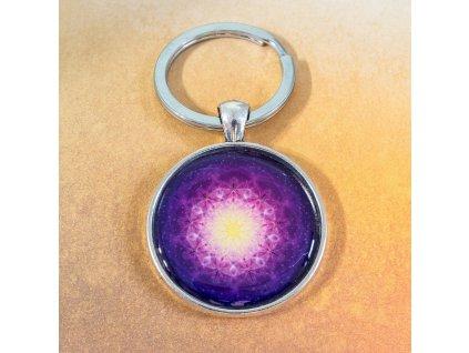 Klíčenka Mandala