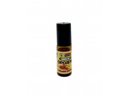 Dokonalá láska - 100% přírodní parfém Opojení (1ml)