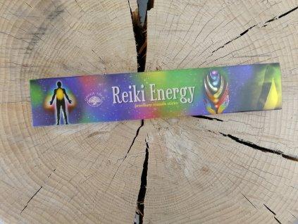 Vonné tyčinky Green Tree Reiki Energy