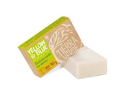 Žlučové mýdlo na skvrny