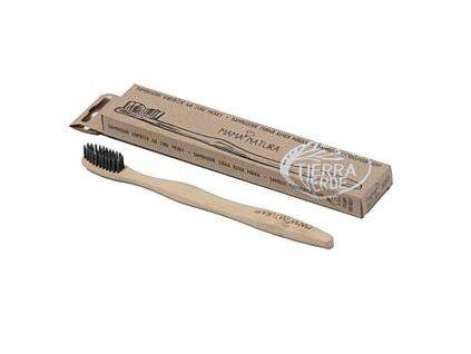 Bambusový kartáček na zuby Soft