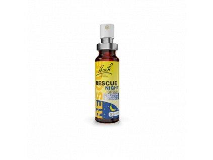 Bachovy esence Rescue Night Sprej s alkoholem 20 ml