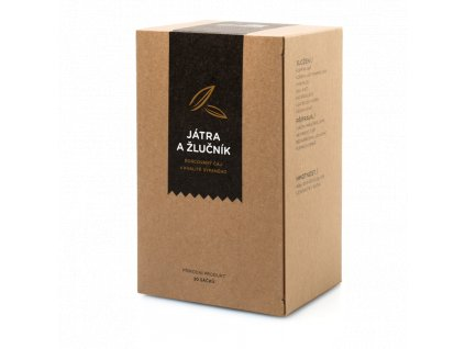 Aromatica Čaj Játra a Žlučník