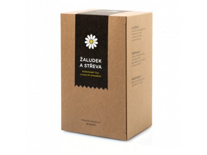 Aromatica Čaj Žaludek a střeva