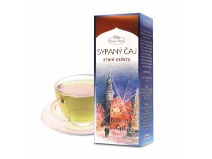 HM vánoční řada - sypaný čaj Staré město 40g