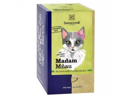Sonnentor čaj Madam mňau