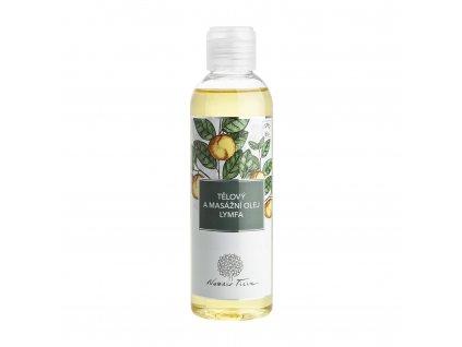 Nobilis Tělový a masážní olej LYMFA, 200ml