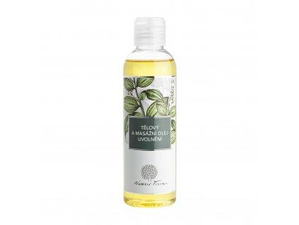 Nobilis Tělový a masážní olej UVOLNĚNÍ, 200ml