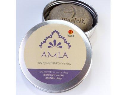 Libebit Tuhý bylinný šampon Amla