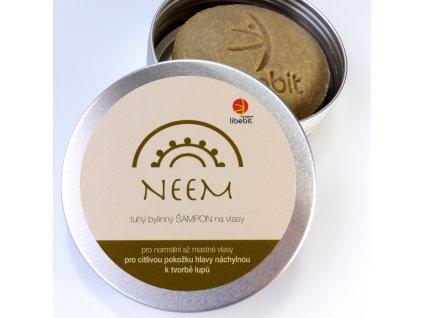 Libebit Tuhý bylinný šampon Neem