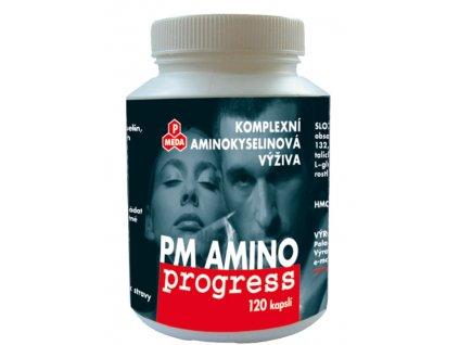 PM AMINOprogress, 120 cps.