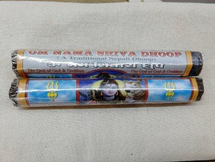 Vonné tyčinky Om Nama Shiva Dhoop