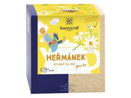 Sonnentor Heřmánek - čaj pyramida