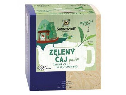 Sonnentor Zelený čaj  - čaj pyramida