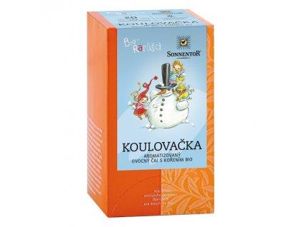 Sonnentor Dětský čaj Biorarášci - Koulovačka