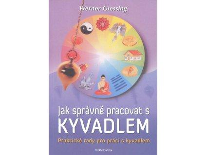 Kniha - Jak správně pracovat s kyvadlem