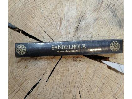 Vonné tyčinky Tibet line Santalové dřevo, 45g
