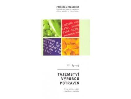 Kniha - Tajemství výrobců potravin