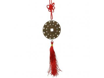 Ochranný čínský ověs Zvěrokruh/zodiac