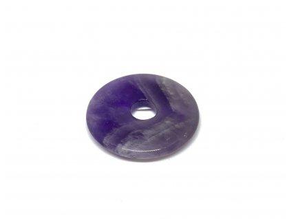 Donut 30 mm - ametyst