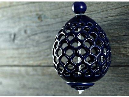 Aroma difuzér vajíčko Kobalt