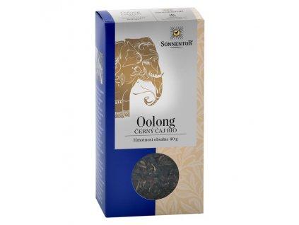 Sonnentor čaj sypaný  Černý Oolong