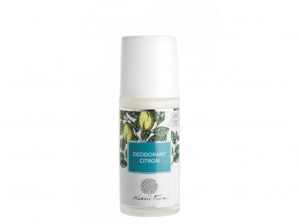 Nobilis Deodorant Citron roll-on, 50 ml