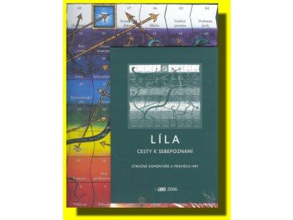 Kniha - Hra Líla, cesty k sebepoznání