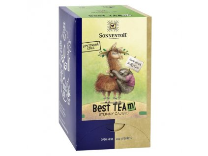Sonnentor čaj Best Team