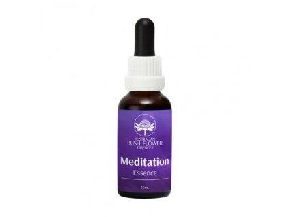 Australské květové esence Meditace, 30 ml