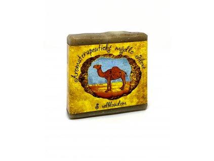 Mýdlo S velbloudem