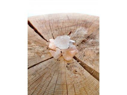 Sůl himalájská kousky +-100 g