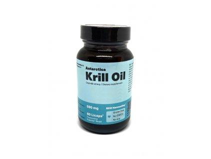 Antarctica Krill olej, 60 kapslí