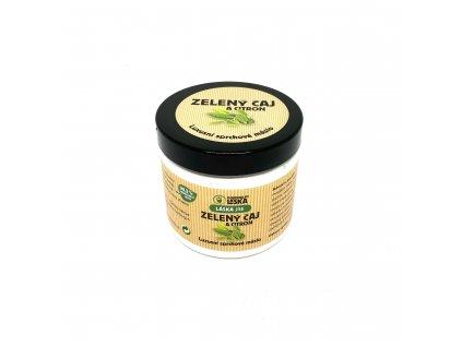 Dokonalá láska - sprchové máslo Zelený čaj s citronem (200ml)