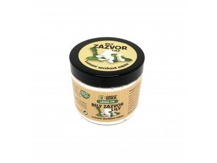 Dokonalá láska - sprchové máslo Bílý zázvor (200ml)