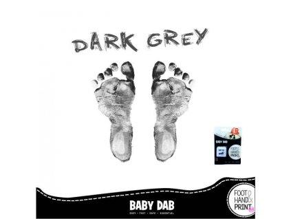 BABY DAB šedá 3