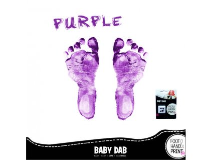 BABY DAB purple 3