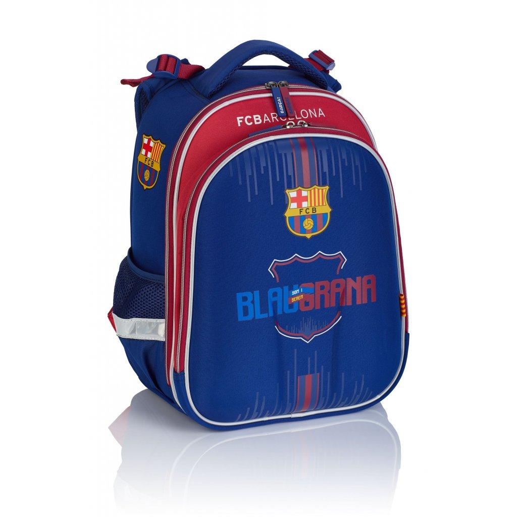 Anatomický školní batoh FC-220 FC Barcelona Barca Fan 7