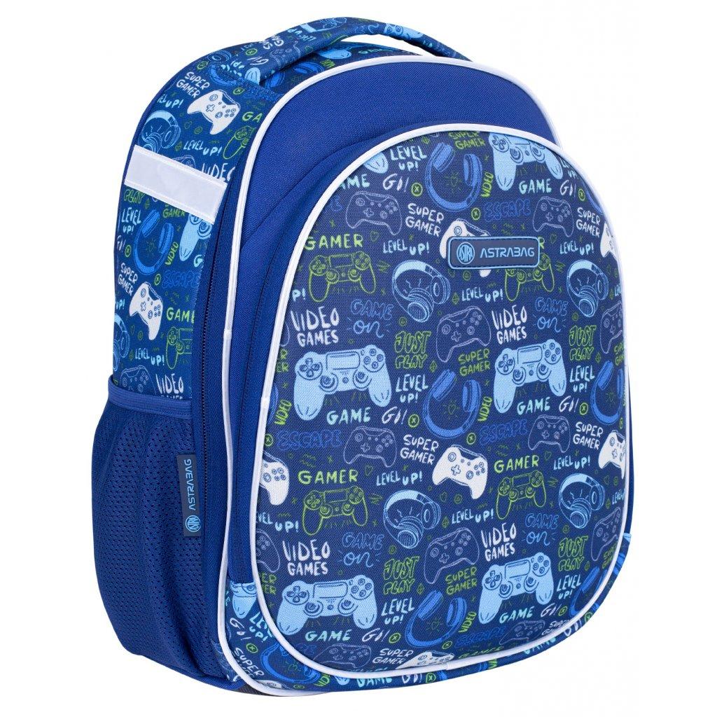 Školní batoh, AS1, GAME GO