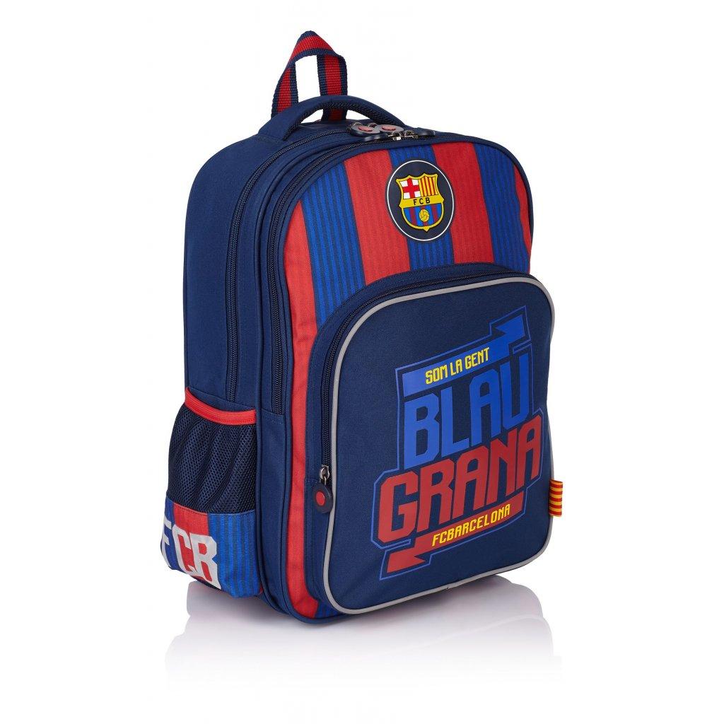 Školní batoh FC-131 FC Barcelona Barca Fan 5