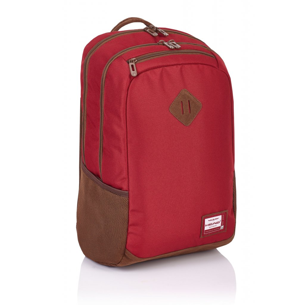 Dvoukomorový studentský batoh HD-27 Head