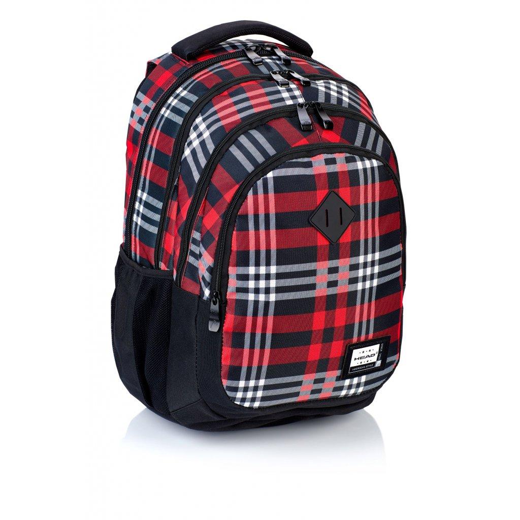 Čtyřkomorový školní batoh HD-90 Head 2