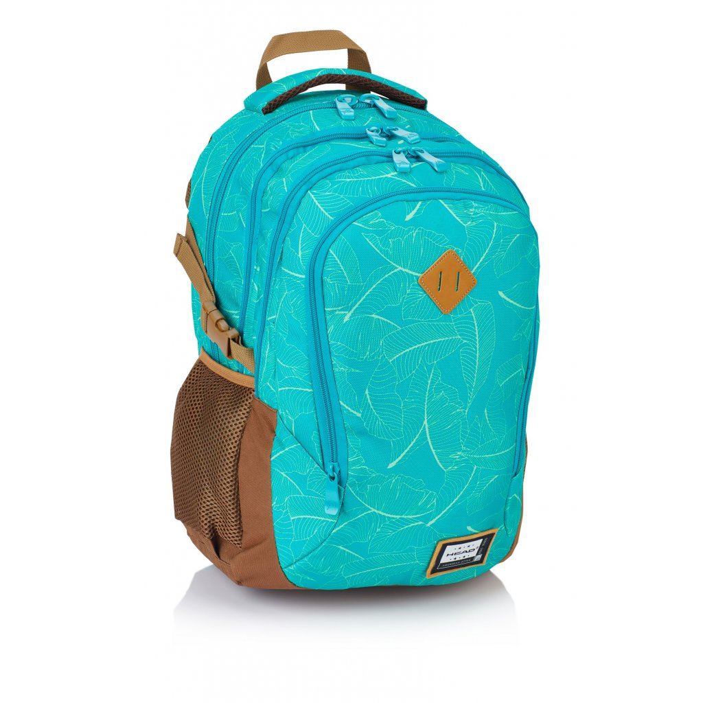 Čtyřkomorový školní batoh HD-92 Head 2