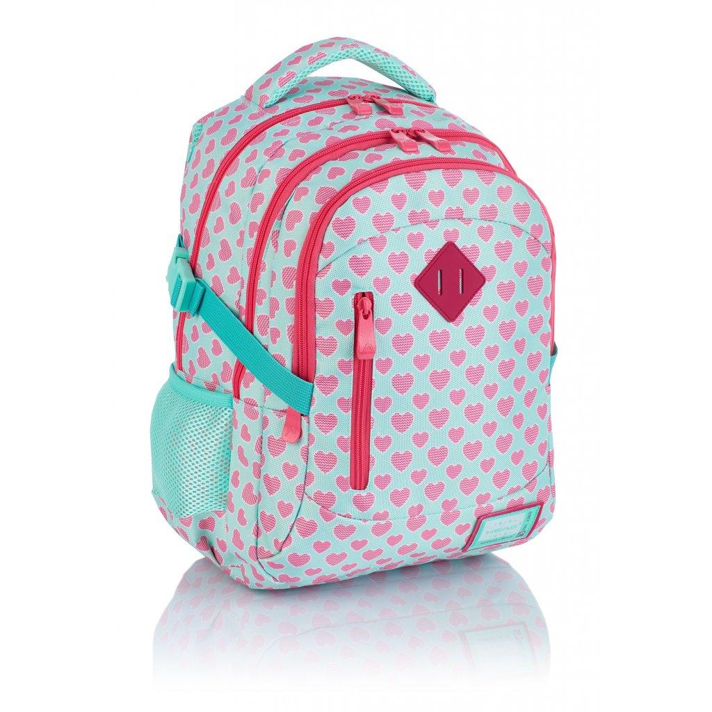 Tříkomorový školní batoh HD-241 Head 3