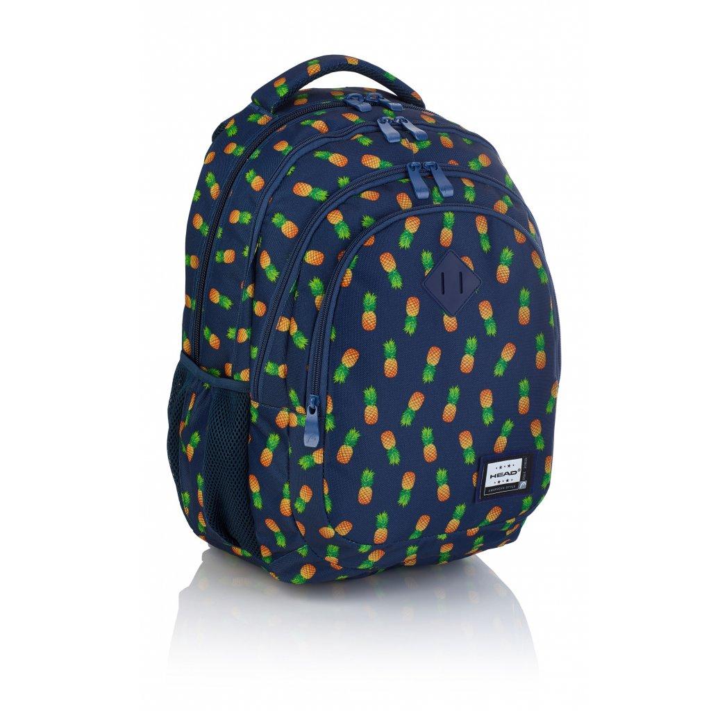 Čtyřkomorový školní batoh HD-252 Head 3
