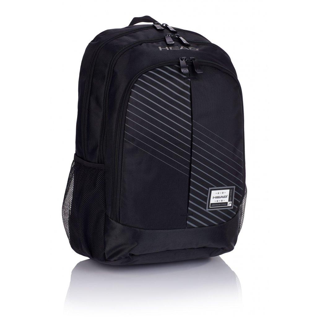Tříkomorový studentský / sportovní batoh HD-268 Head 3