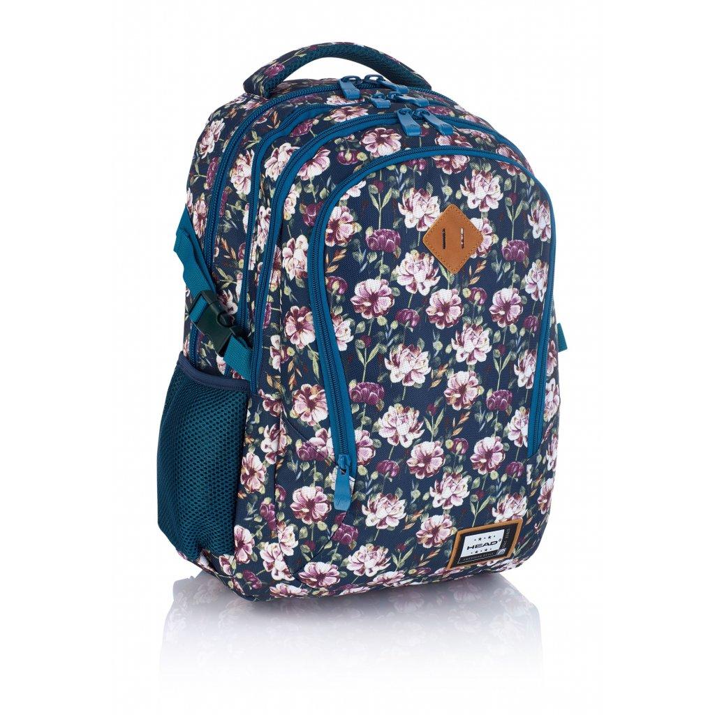 Čtyřkomorový školní batoh HD-333 Head 3