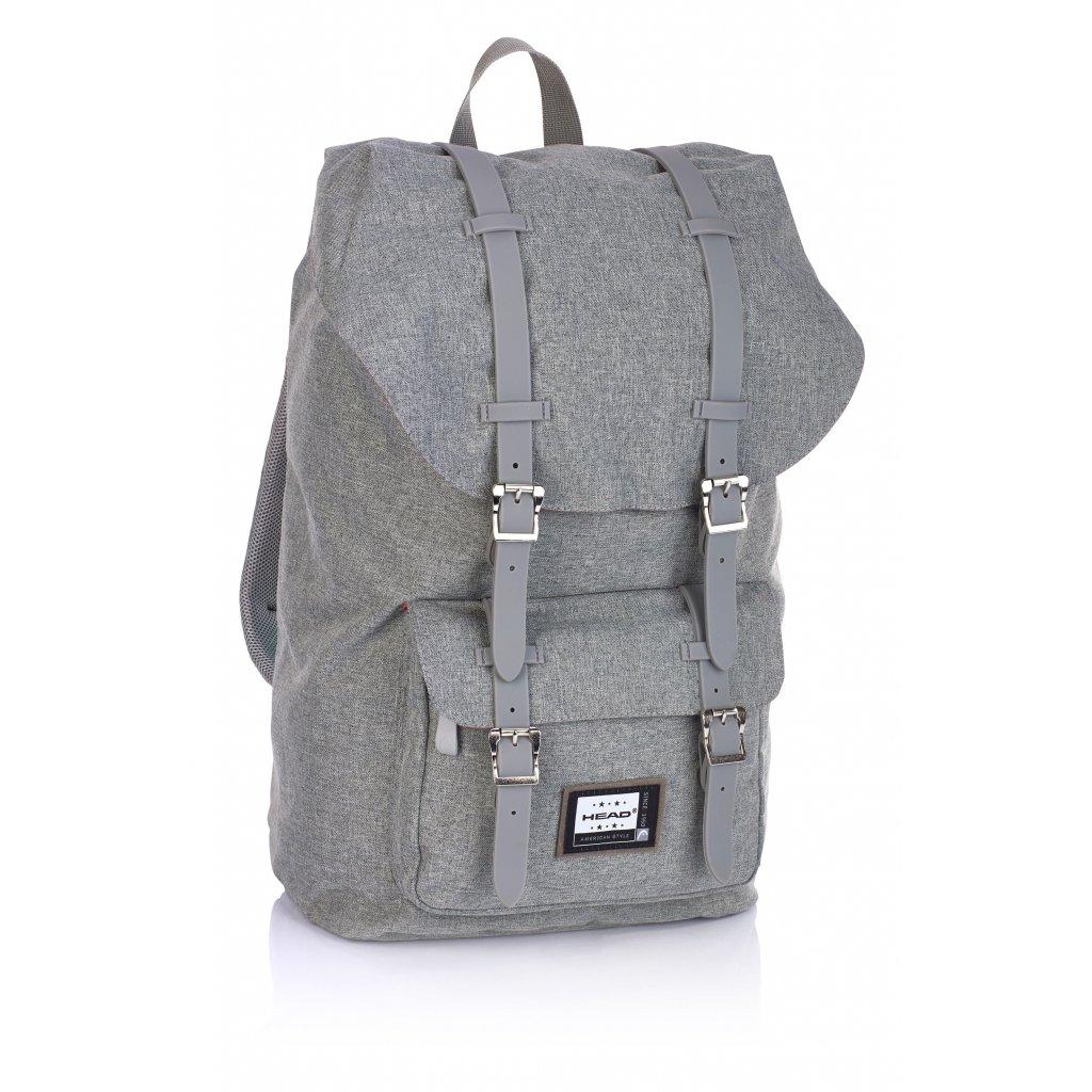 Městský / studentský batoh HD-276 Head 3 - šedá