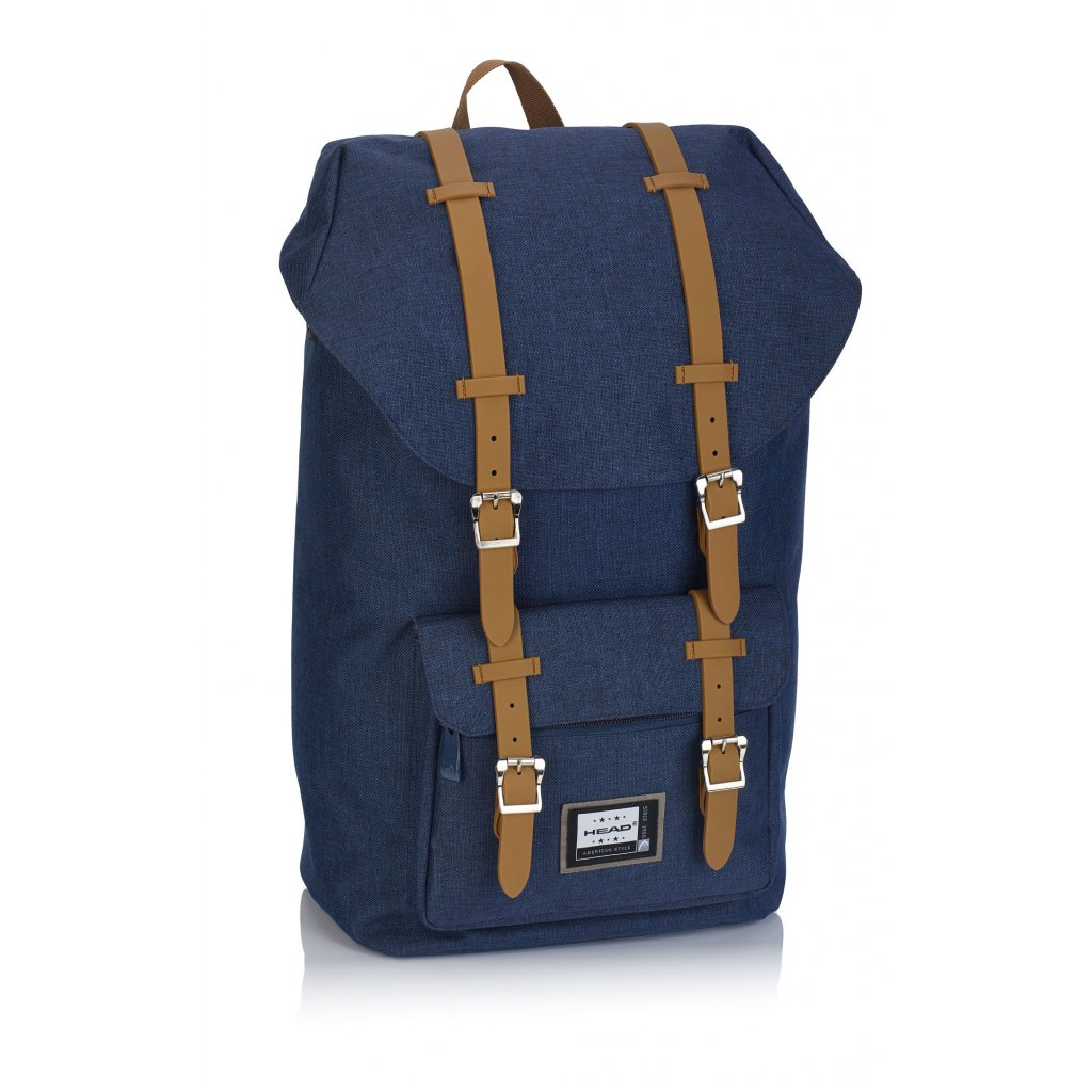 Městský / studentský batoh HD-277 Head 3 - modrá